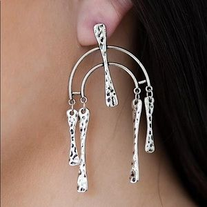 Artifacts of Life Silver Earrings